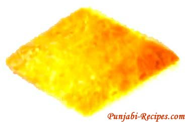 Eggless Punjabi Atta Biscuits (Wholemeal Flour Biscuits)