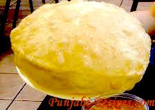 Bhatura – Fried Indian Bread