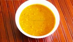 Chana Daal with Zucchini  – Gheeya Daal