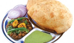 Punjabi Chole or Chickpeas