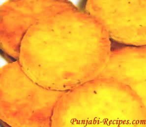 Eggless Jeera Biscuits or Biscuits flavoured with Cumin Seeds