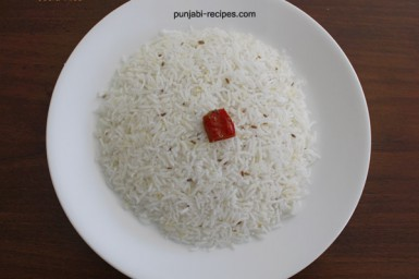 Everyday Jeera Rice
