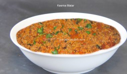 Lamb Keema Matar (Minced Lamb with Peas)