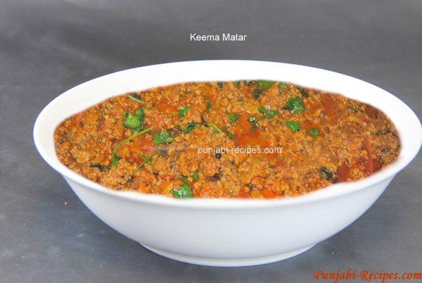 Lamb Keema Matar (Minced Lamb with Peas) Punjabi Recipes, Authentic ...