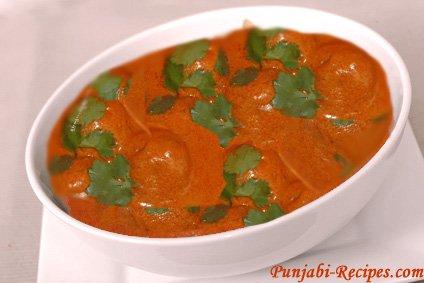 Punjabi Malai Kofta