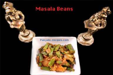 Masala Beans