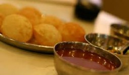 Golgappe or Pani Poori Recipe