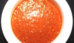 Red Chilli Chutney ( Angry Red Chutney)