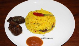 Saffron Rice or Yellow Rice