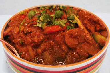 Veg Bhuna or Bhuna Vegetables
