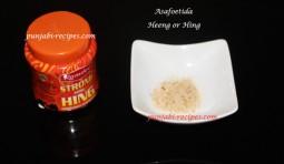 Asafoetida, Hing or Heeng