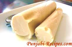 Fast and Best Kulfi  (ready for freezing in 5 minutes)