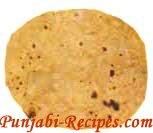 Roti or Chapati or Phulka Recipe